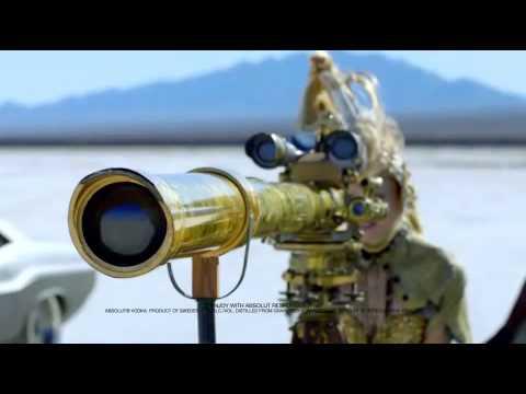 Swedish House Mafia & Absolut Vodka Commercial - 'Absolut GreyHound'