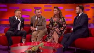 The Graham Norton Show S21E06 Guy Ritchie,  Jason Manford,Charlie Hunnam, Billie Piper