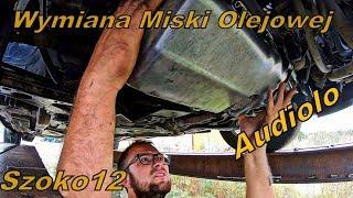 Nareszcie Pada deszcz !  [Vlog#105] Wymiana Miski olejowej W Audi A3 8L