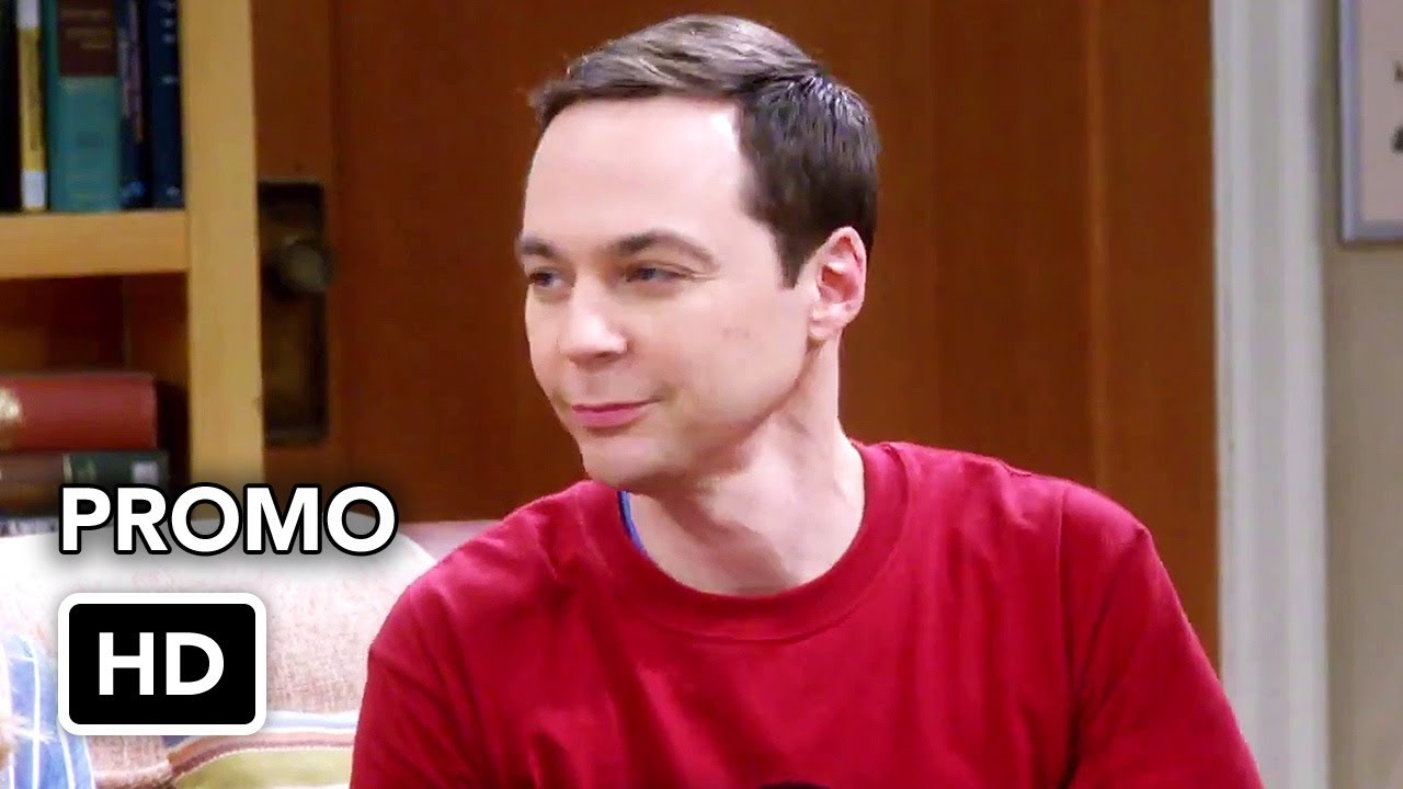 "the big bang theory 11x18 promo ""the gates excitation"" (hd) ft. bill"