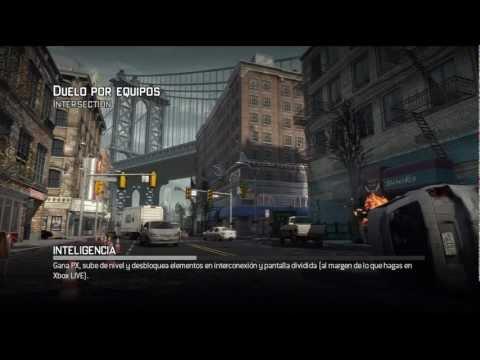 NUEVO Mapa - Intersection Walkthrough - Modern Warfare 3
