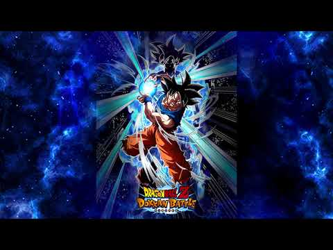 Dokkan Battle OST - Dokkan Event boss (Ultra Instinct Goku) Extended