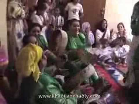 Moroccan Womens' Music and Dance Troupe 2.flv