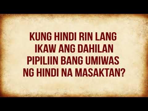 Kung Di Rin Lang Ikaw - December Avenue Ft. Moira Dela Torre - Lyrics [ 10 Hour Loop - Sleep Song ]
