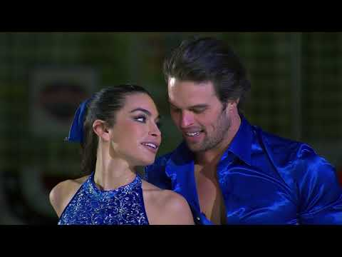 Ashley and Kevin's Championship Performance - The Bachelor Winter Games