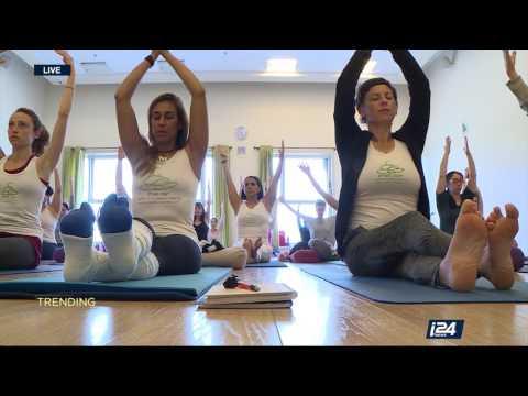 TRENDING | Yoga Nashit – Yoga for Women
