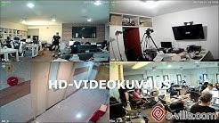 4x langaton kamera ja verkkovideotallennin