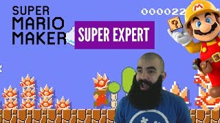 The Return | Super Expert No Skips Challenge | Mario Maker [XVI]