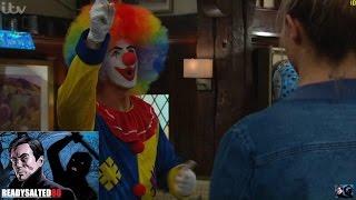 Emmerdale - Stripper Clown