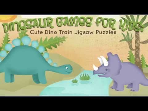 Kids Dinosaur Games: Puzzles - Apps on Google Play