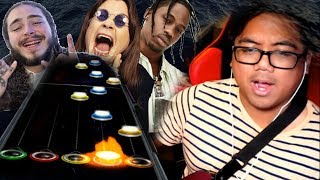 THIS SONG WOULD BE IN A NEW GUITAR HERO GAME - Take What You Want by Post Malone