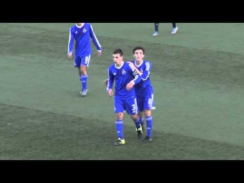 U14 Dinamo Tbilisi 5:1 Alanya Vladikavkaz