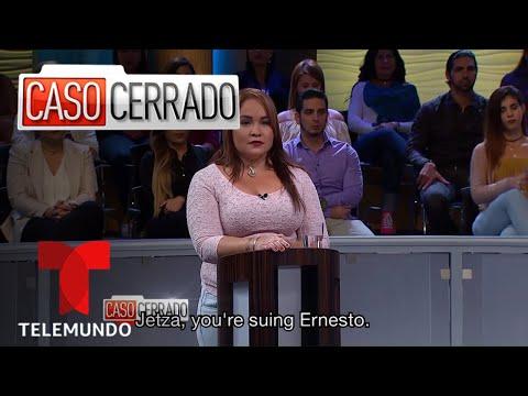Caso Cerrado   They Got Divorced So He Married Her Daughter 💑💔👨👧🙅  Telemundo English