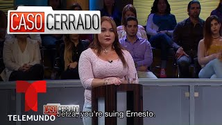 Caso Cerrado | They Got Divorced So He Married Her Daughter 💑💔👨‍👧🙅| Telemundo English