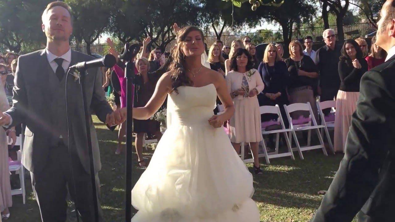 wedding ceremony worship - YouTube