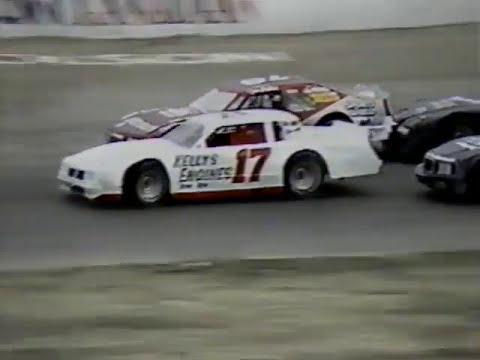 Molson 100 Checker Flag Speedway Windsor Ontario 1986