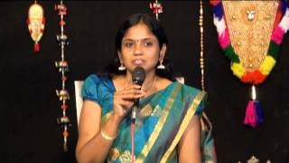 Bhavaragathaalam Episode 13 in Makkal TV by Saraswathy Kala Kendra