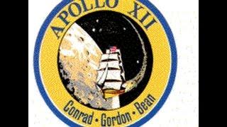 Apollo 12 Launch (Lightning Strike) - Onboard Voice Recorder