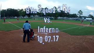 Elite Squad vs Inferno Black Pool Play 10-7 -17