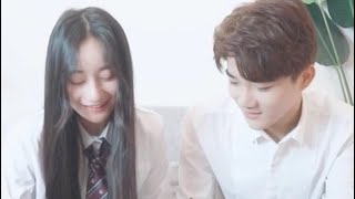 I love you,You Love Him/High School Love Story/English Sub