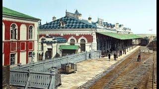 Вокзал Пермь 1, ремонтируют с 90-х, 4K UHD video
