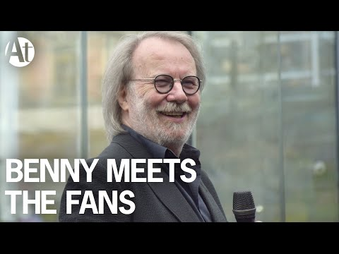 ABBA Benny Andersson interview, The Museum...