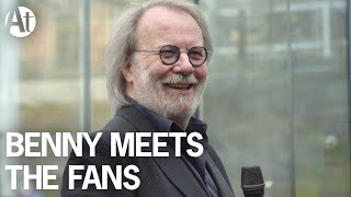 ABBA Benny Andersson interview, The Museum fan club weekend day 2016 + Thank You For The Music / BAO