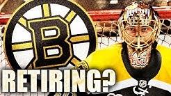 TUUKKA RASK RETIRING IN A YEAR? Boston Bruins NHL Rumours & News Discussion 2020 (Rask Retires)