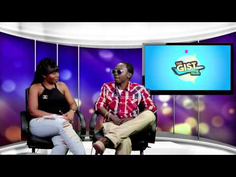 The Gist w Toyosi Phillips Ep 22#GbenrOsas2015+'Sex Is The Biggest Weapon OF The Devil'  Waconzy