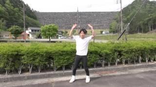 2015/05/15 黒川ダムにて.