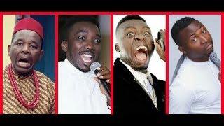 Breaking! Chiwetalu Agu, Bovi, Funny Bone, Akpororo & Kenny Blaq