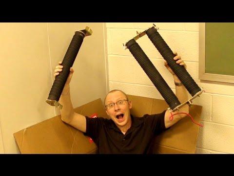 (#0161) Electronics Junk Box #4 - Two Pallets of Power Stuff !