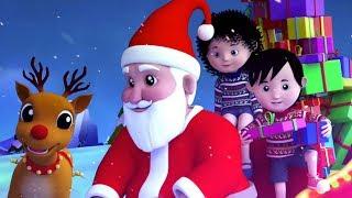 os sinos de tinir | feliz natal canções para crianças | feriado canções | Jingle Bells in English
