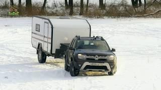 Тест драйв и обзор дизельного Renault Duster