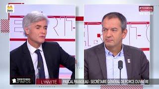 Invité : Pascal Pavageau - Territoires d'infos (01/10/2018)