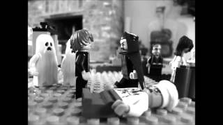 lego monsters vs humans