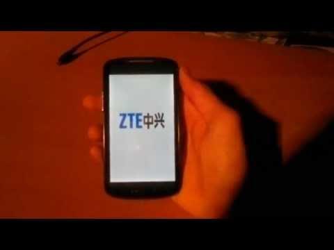 ZTE Skate 04 - Gyári recovery + ROM visszaállítása (factory reset) /wintyo-Hungarian/