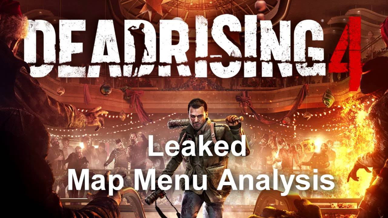 Dead Rising 4 - Map Menu ysis + Size Comparison on everybody's gone to the rapture map, dante's inferno map, left 4 dead map, hyrule warriors map, sunset overdrive map, midtown madness map, dead trigger map, crash twinsanity map, red dead map, infamous first light map, grand theft auto: san andreas map, dead island map, crimson alliance map, homefront map, dead space map, l.a. noire map, the evil within map, the walking dead map, mass effect map, h1z1 map,