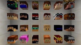 Угадай Летсплейщика в Майнкрафте! Я ЖЕСТКО СПАЛИЛСЯ! Minecraft