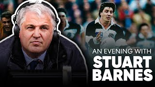 An evening with Stuart Barnes! Lions, England & Sky memories | Rugby Reclined