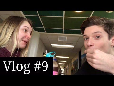 SCHOOL VLOG  Vlog 9  Ryan Ahern