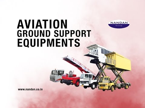 Aviation Ground Support Equipment From NANDAN GSE