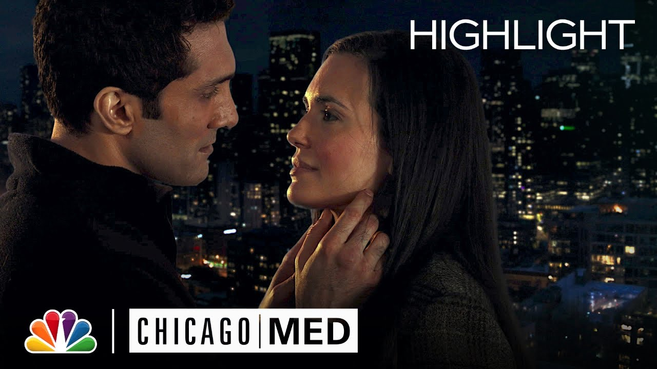 Manning and Crockett Take a Big Step in Their Relationship - Chicago Med