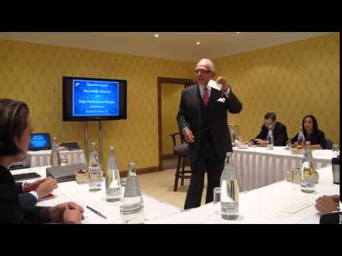 Day 1 Part 1  | October 2012 | Dan Peña's QLA Castle Seminar