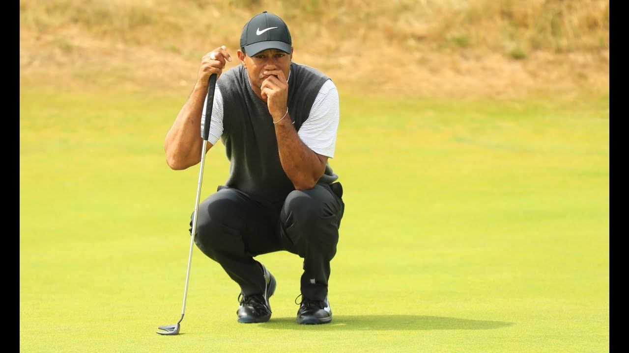 Tiger Tracker: Tiger Woods (-1) bogeys to fall closer to cutline Friday