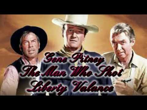 Gene Pitney   (The Man Who Shot) Liberty Valance