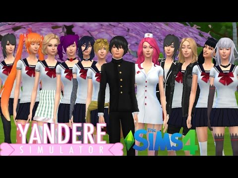 0:52 The Sims 4 All Yandere Simulator Rivals CAS NOW WITH FULL CC LIST .mp3 – To Mp3 Converter