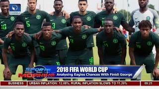 To Avoid Crisis, Play A Comfortable Pattern, Finidi Advises Rohr As Russia 2018 Kicks In