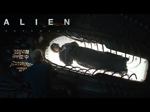 Alien: Covenant | Prologue: The Crossing | Official HD Clip | 2017