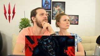 Ведьмак 3 - Intro OP | Реакция